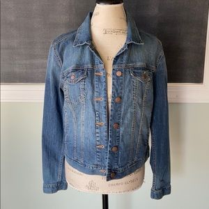 GAP Women's Denim Jean Jacket NWT M